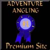 Adventure Angling Great Site Fishing Award
